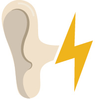 Hearing Loss can be a cause of tinnitus